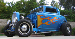 Hot Rods and Custom Cars
