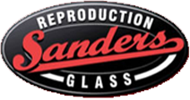 Sanders Reproduction Glass